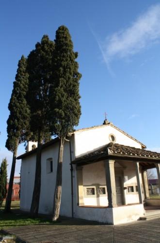 Sesto Fiorentino - verso il cielo