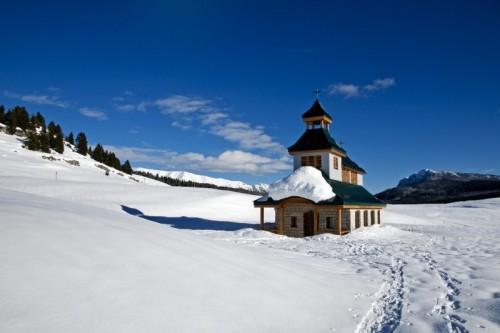 Levico Terme - Chiesetta di Santa Zita