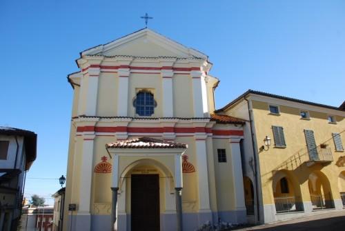 Moncrivello - Chiesetta di S. Francesco