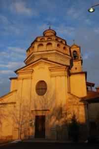 Chiesa in fraz. San Silvestro
