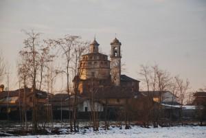 Chiesa e Campanile  in fraz. San Silvestro