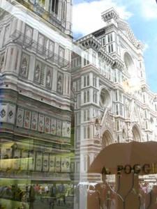 Duomo di Firenze Riflessi