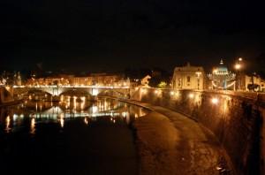 San Pietro  e Ponte Vittorio Emanuele II