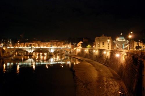 Roma - San Pietro  e Ponte Vittorio Emanuele II