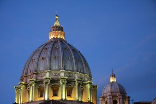"""Roma - """"Regina delle Cupole"""" Roma-Basilica Vaticana"""