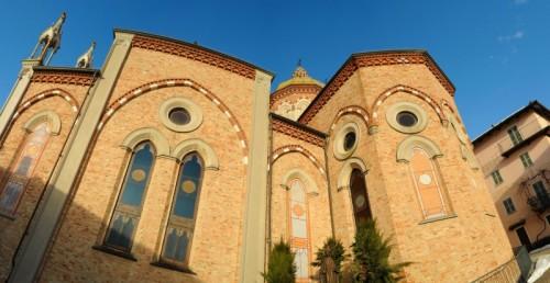 Antignano - Chiesa panoramica prospettica