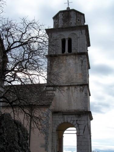 Monrupino - campanile di monrupino