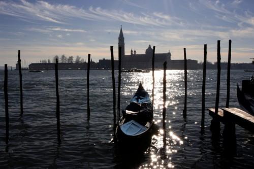 Venezia - Isola e Chiesa di San Giorgio
