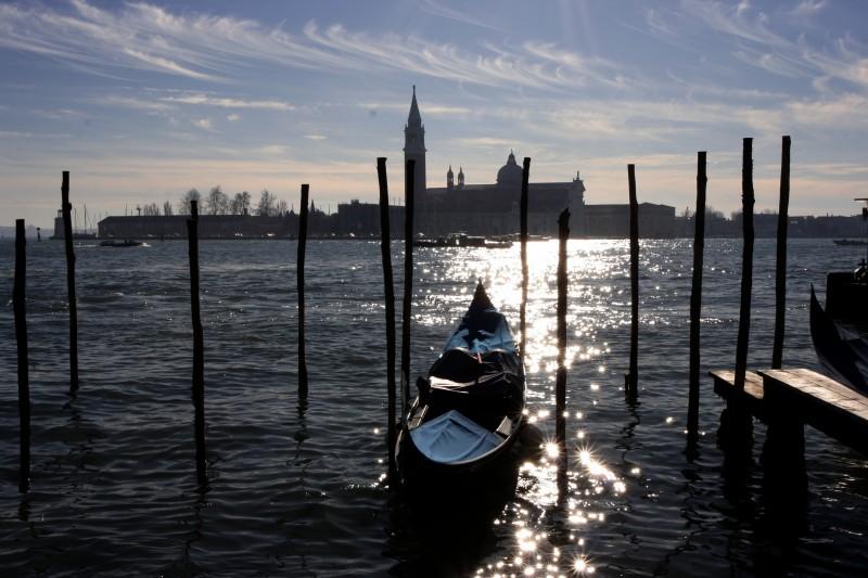 ''Isola e Chiesa di San Giorgio'' - Venezia