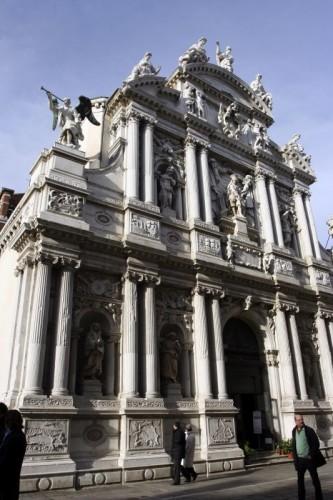 Venezia - Chiesa di Santa Maria Del Giglio