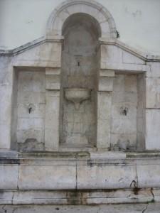 Fontana Bugnara