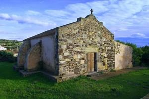 La piccola chiesetta di San Pietro