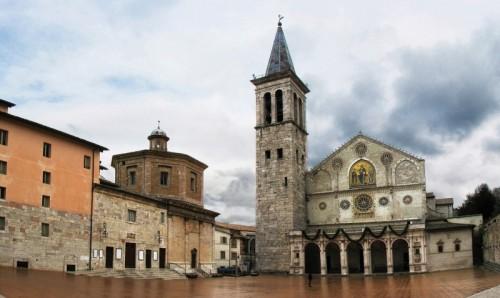 Spoleto - Il Duomo di Spoleto