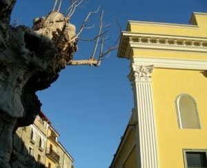 Santurario  Madonna della Quercia di Visora