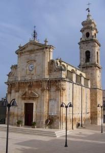 Chiesa di San Giorgio - Loseto (Ba)