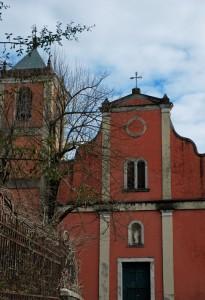 San Martino - Anno 1790 - Loc. La Costa di Beverino