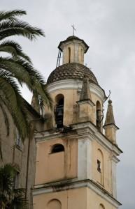 Campanile a Castello di Beverino