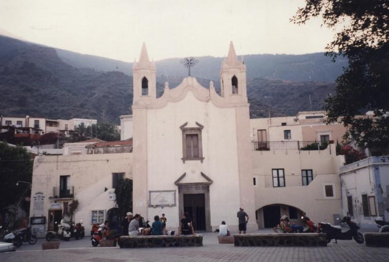 ''quelli del muretto    (senza bordi)'' - Santa Marina Salina