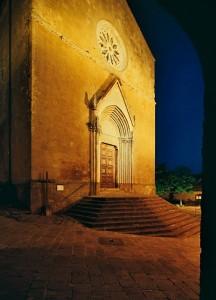 Notturno a Monticchiello