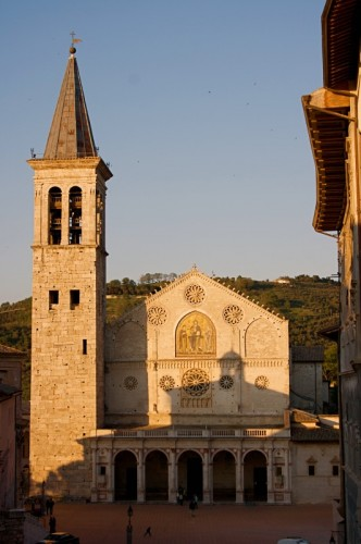 Spoleto - Duomo di Spoleto