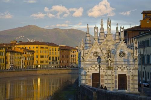 Pisa - chiesa della Spina