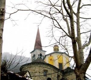 Cattedrale tra i boschi