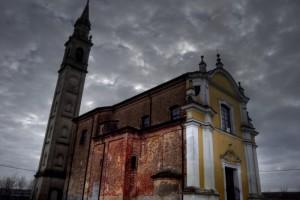 Imponente chiesa di S. Benedetto