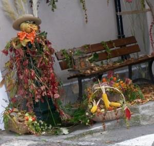 Fontana mascherata
