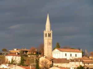Chiesa di Rive d'Arcano