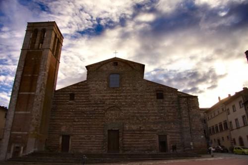 Montepulciano - Duomo in Piazza Grande