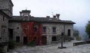 Votigno - Casa del Tibet - Chiesetta dedicata a S. Francesco