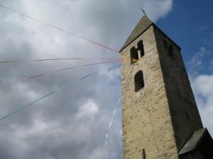 Chiesa di S. Lucia - Comasine in Val di Peio