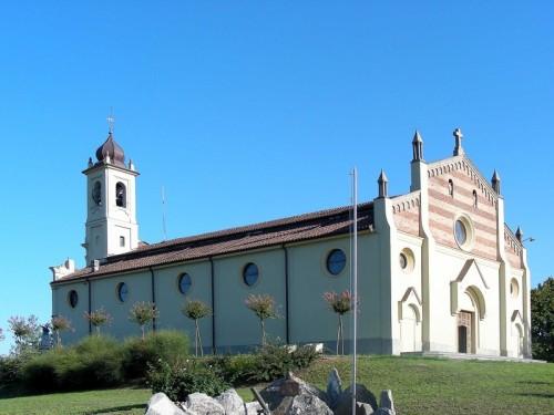 Coniolo - Chiesa Parrocchiale dell'Assunta e di Sant'Eusebio
