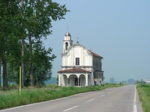 Pertengo - Santuario campestre della Madonna d'Oropa