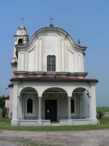 Madonna d'Oropa, Santuario Campestre