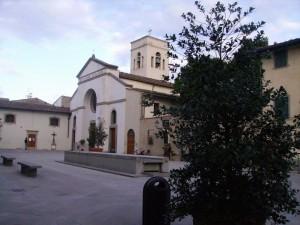 LA PIEVE DI S. STEFANO DI CAMPI BISENZIO