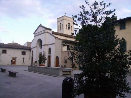 Campi Bisenzio - LA PIEVE DI S. STEFANO DI CAMPI BISENZIO