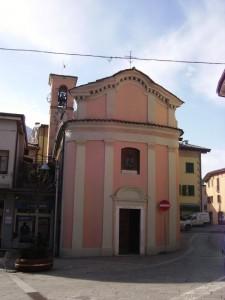 chiesetta di s.filippo piazza diaz
