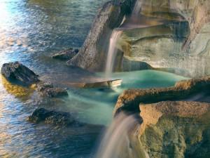Luce e colori - Fontana di Trevi