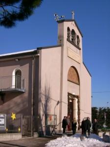 S. Pietro prima della messa