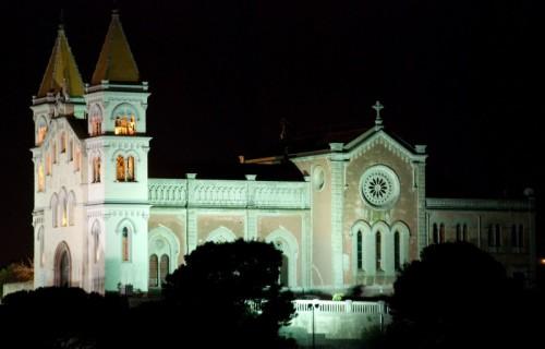 Messina - Santuario di Montalto a Messina