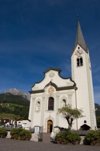 Marebbe - Chiesa di San Vigilio di Marebbe