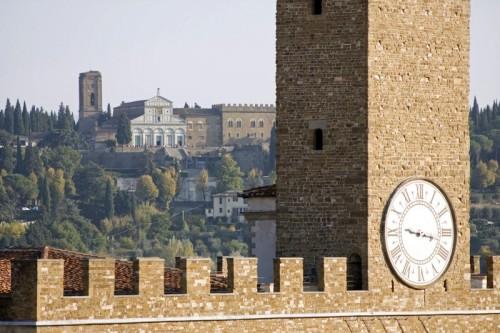 Firenze - Il Vecchio della Signoria & San Miniato a Monte