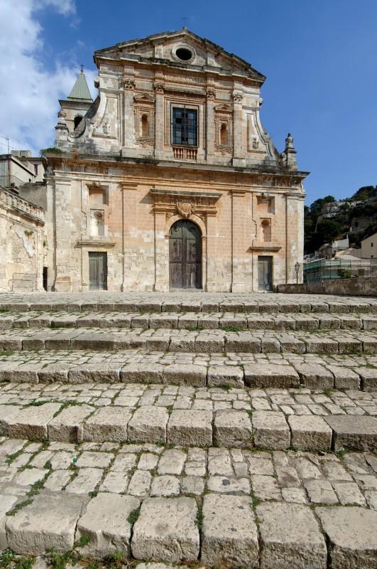 ''Barocco siciliano - Chiesa Santa Maria della Consolazione - Scicli'' - Scicli