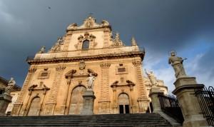 Barocco siciliano - Chiesa di San Pietro - Modica