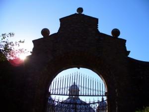 Il cancello della Fede