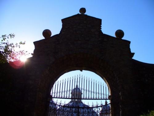 Montefiascone - Il cancello della Fede