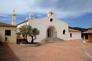 Chiesa evangelica nei pressi di Porto Rotondo