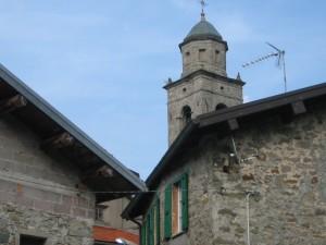 Il campanile di Casarola