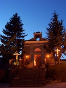 Chiesa del Calvario Linguaglossa (Pasqua)
